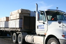 KOTT supplies lumber