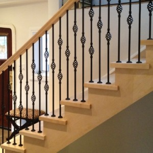 KOTT supplies custom stair and railing systems