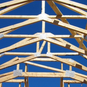 KOTT designs and supplies custom roof trusses
