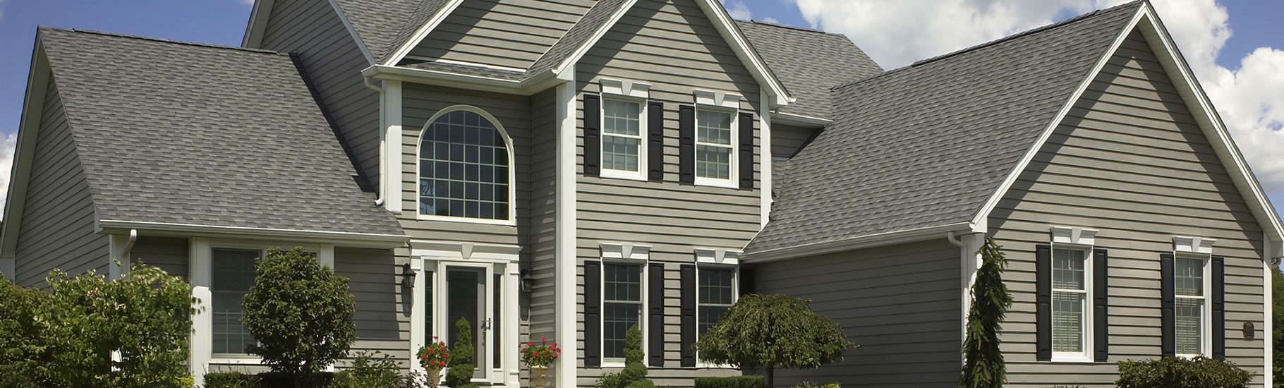 KOTT supplies and installs a variety of siding products